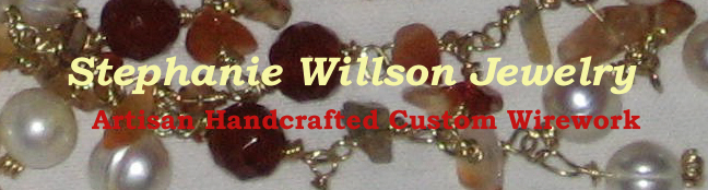 Stephanie Willson Jewelry Wirework
