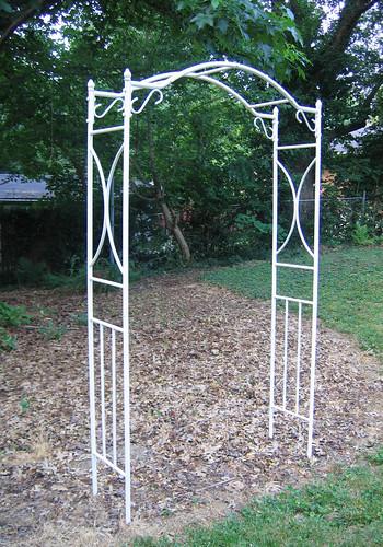 Cincinnati Cape Cod 35 Dollar Garden Arch