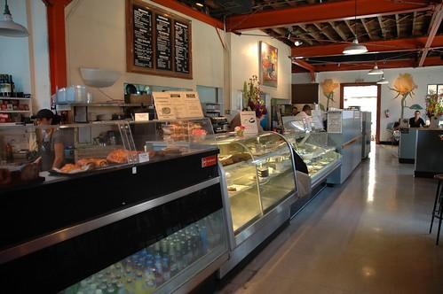 Rose Cafe Venice Beach California