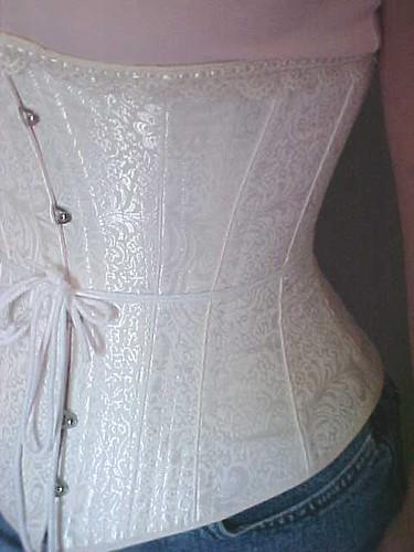 corset side