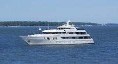 Yorktown Yacht (parkerspain) Tags: port virginia boat yorktown sonyalphadslr commercialboat