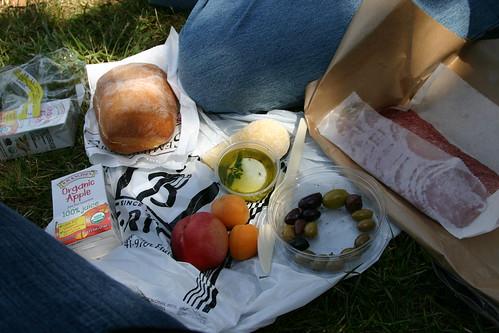 A local picnic