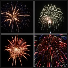 4th Of July (Marissa (janoka)) Tags: colors lights fdsflickrtoys fireworks independence 4thofjuly independenceday firecrackers onlythebestare