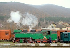 Bulgaria State Railways, narrow gauge steam excursion, February, 2007 (Ivan S. Abrams) Tags: arizona canon20d ivan trains bulgaria getty abrams railways locomotives gettyimages railroads smrgsbord tucsonarizona steampower trainspotters passengertrains steamlocomotives narrowgaugerailways railfans 12608 railwayenthusiasts 760mmgaugerailways onlythebestare ivansabrams trainplanepro bulgariansteamlocomotives pimacountyarizona safyan preservedsteamlocomotives arizonabar mountainrailways arizonaphotographers railwayexcursions railwayfans europeannarrowgaugerailways preservedlocomtives operablesteamlcomotives bulgariannarrowgaugerailways balkannarrowgaugerailways ivanabrams cochisecountyarizona tucson3985 gettyimagesandtheflickrcollection copyrightivansabramsallrightsreservedunauthorizeduseofthisimageisprohibited tucson3985gmailcom ivansafyanabrams arizonalawyers statebarofarizona californialawyers copyrightivansafyanabrams2009allrightsreservedunauthorizeduseprohibitedbylawpropertyofivansafyanabrams unauthorizeduseconstitutestheft thisphotographwasmadebyivansafyanabramswhoretainsallrightstheretoc2009ivansafyanabrams abramsandmcdanielinternationallawandeconomicdiplomacy ivansabramsarizonaattorney ivansabramsbauniversityofpittsburghjduniversityofpittsburghllmuniversityofarizonainternationallawyer