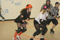 (aliris05) Tags: girls socks tampa bay shoes capital rollergirls tallahassee bays punishment skates deby skirts tantrums darlins uniformskirts