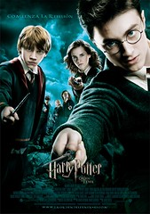 Poster Harry Potter y la Orden Fénix and the Order of the Phoenix