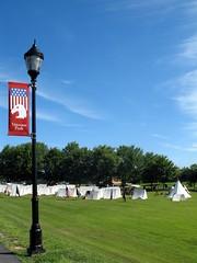 Civil War Reenactment, Veterans Park (travelingbelgian) Tags: newjersey nj mercercounty hamiltonveteranspark