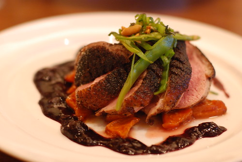 Matyson's Roasted Spiced Duck Breast