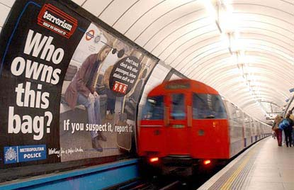 vintage tube poster