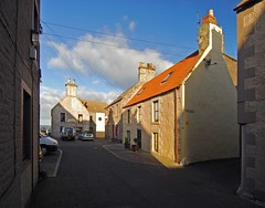Eyemouth town centre