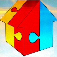 House Haus Maison (Marco Braun) Tags: blue houses red house rot yellow jaune germany rouge deutschland colorado symbol maisons sommer urlaub haus bleu amarillo gelb nrw blau maison hagen ruhrgebiet nordrheinwestfalen signe symbole 2007  zeichen huser    flavus    ruhrpot 070807