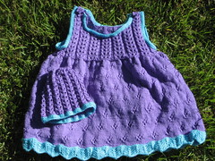 Baby Dress for Peapod