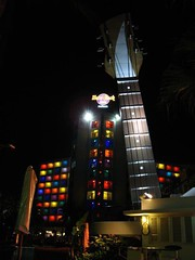 hard rock hotel - by jEdC