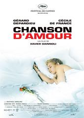 Poster Chanson D'amour Gerard Depardieu Cecile De France