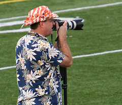 what the well-dressed sports photographer in Austin is wearing... - by jmtimages