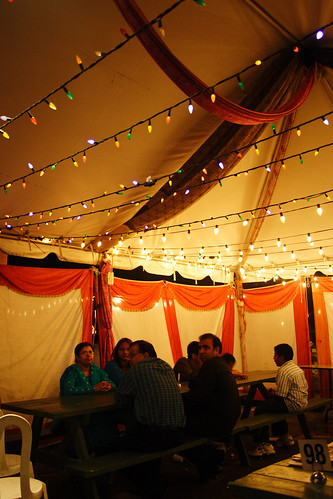 in the TENT of ...FUN