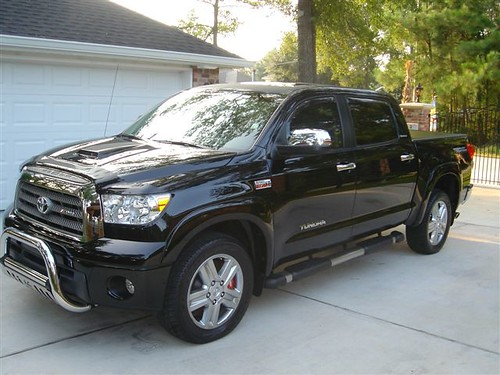 Nachy Valledor's 2007 Toyota Tundra Limited TRD 4x4