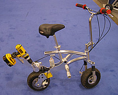 DPX minibike