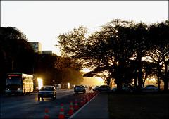 Street & sunset - Flickr (claudio.marcio2) Tags: street sunset brasilia breathtaking blueribbonwinner anawesomeshot tornadoaward