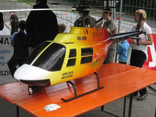 Deutsche Meisterschaft       -   RC Helicopter in München by dolce gerhard
