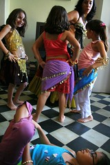 Protesta (paohaus) Tags: birthday oldsanjuan birthdayparty cumpleaos bellydancing layingdown kidsparty issis