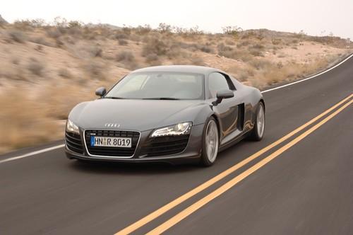 Фотографии Audi R8