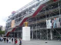 The Pompidou Centre