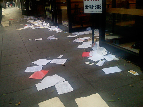 Scattered Papers on 7th