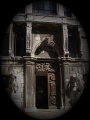 l'antro oscuro (cirro canterino) Tags: music symbol musica palazzo marcello venezia antro pisani oscuro benedetto simboli conservatorio cirrocanterino