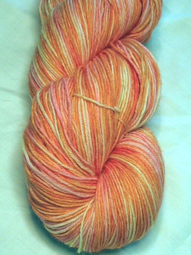 Hawaiian Morning Sock Yarn