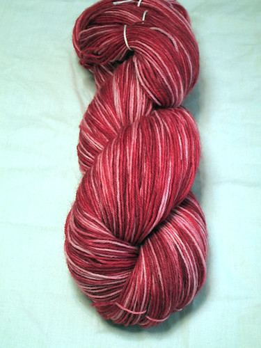 Valentine Sock Yarn
