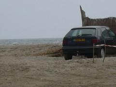 Salin de giraud (hel123) Tags: mer desert horizon route marais plage camargue naturiste salin nudiste