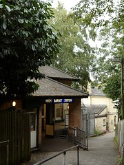 Picture of High Barnet Station