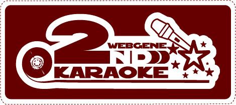 2nd Webgene Karaoke