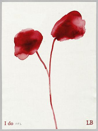 Louise Bourgeois print