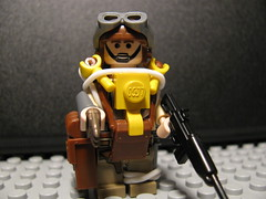 Paratrooper V2 [Explored] (-Annihilator-) Tags: lego explore v3 paratrooper
