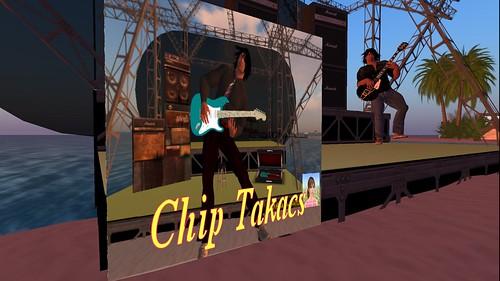 chip takacs at japan resort