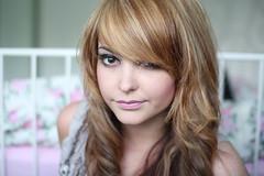 blonde hairrr (hool a hoop) Tags: new brown haircut hair blonde blondie