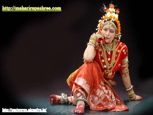 Download Wallpaper – Mahari Dancer Rupashree Mohapatra