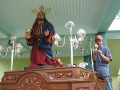 Christ of the Agony in the Garden (Leo Cloma) Tags: garden philippines saints agony holy santos week carroza vecin cloma