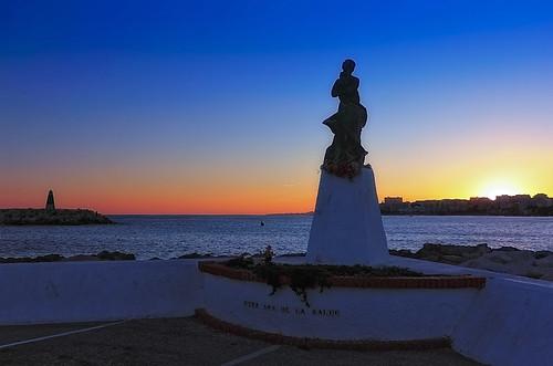 Atardecer en Puerto Marina II - Sunset at Puerto Marina (Benalmádena-SPAIN) II