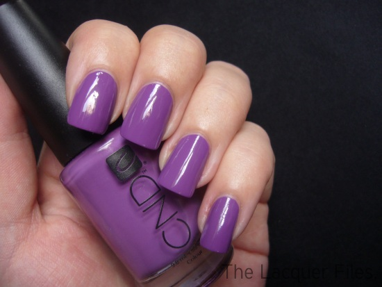 CND Eclectic Purple