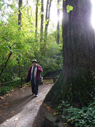 Mom in Washington Park