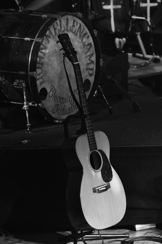 John Mellencamp at the Ryman (Soundcheck - Nashville, TN 11-3-2010)