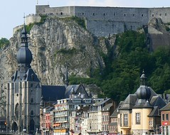 City of Dinant, Ardennes - by e³°°°