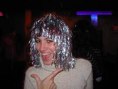 Para vos Max (Ddalus) Tags: party silver fiesta flash wig p dd funnyfaces crazypeople peluca plateada peloslocos pearmax ddalus