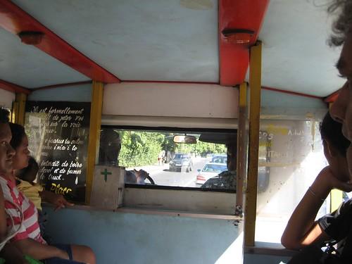 inside le truck