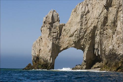 Riu Palace Cabo Sea of Cortez Arch2