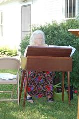 Joyce, organist