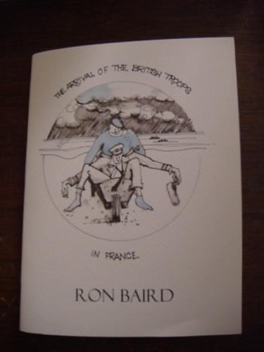 Baird cover
